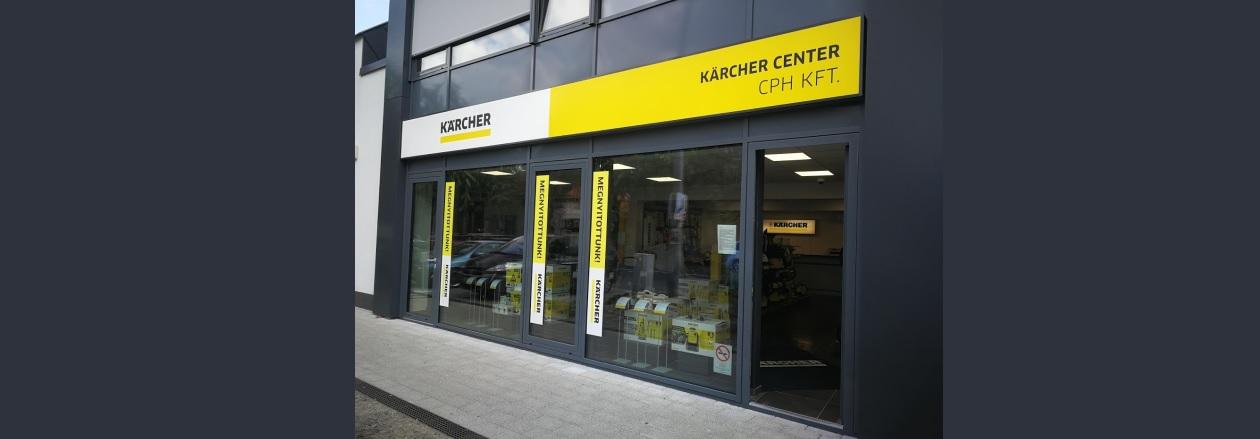 KÄRCHER CENTER CPH