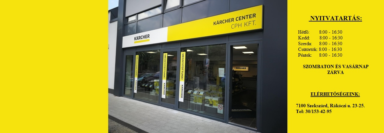 KÄRCHER CENTER CPH